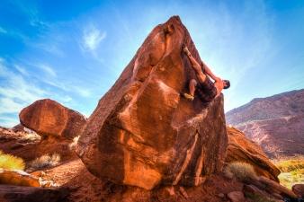 Climber Dude